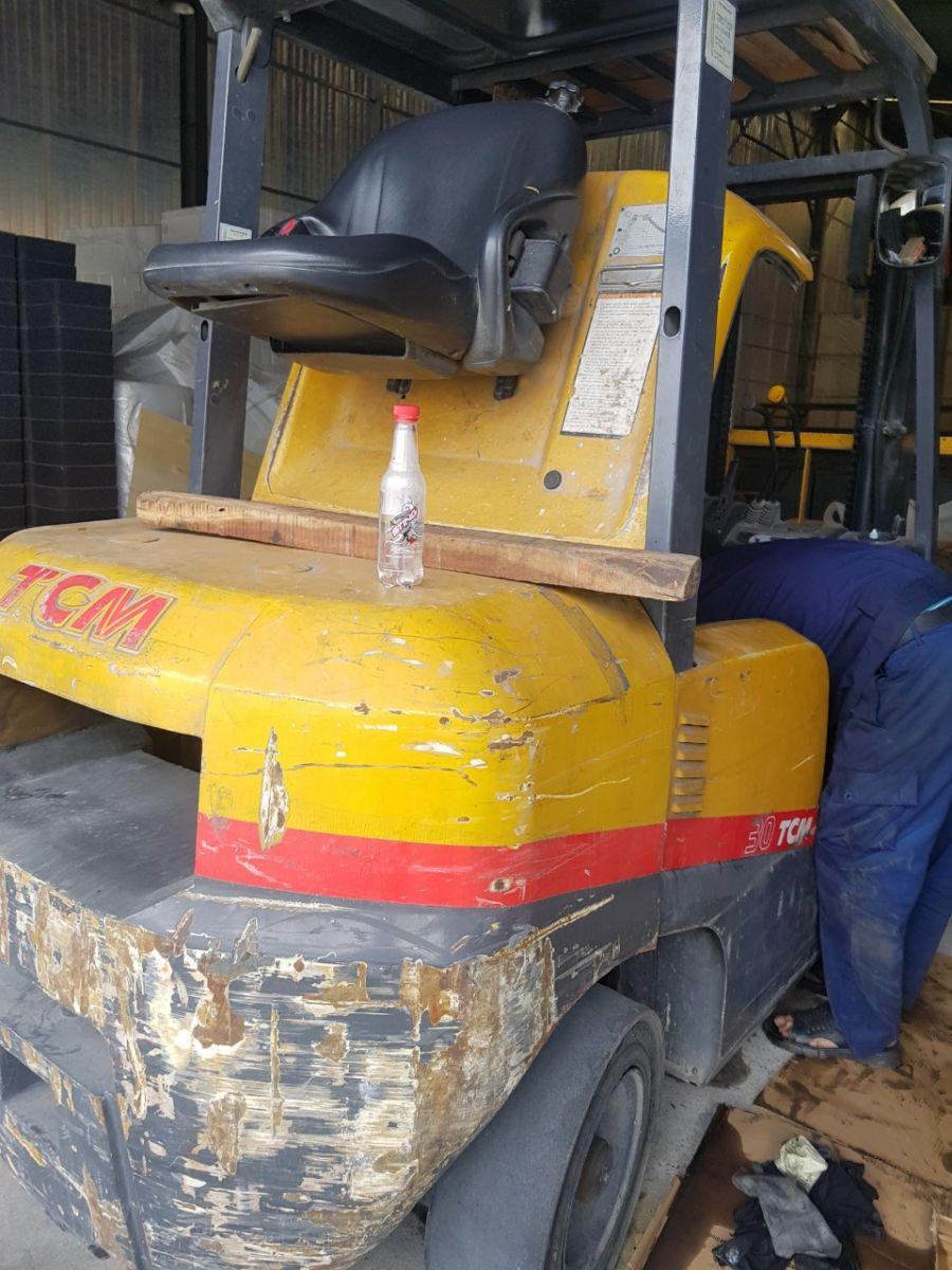 Sửa chữa xe nâng tại Dĩ An - Bình Dương