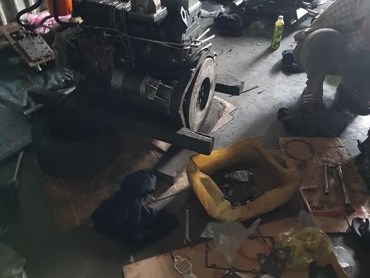 Sửa chữa xe nâng hàng quận 12